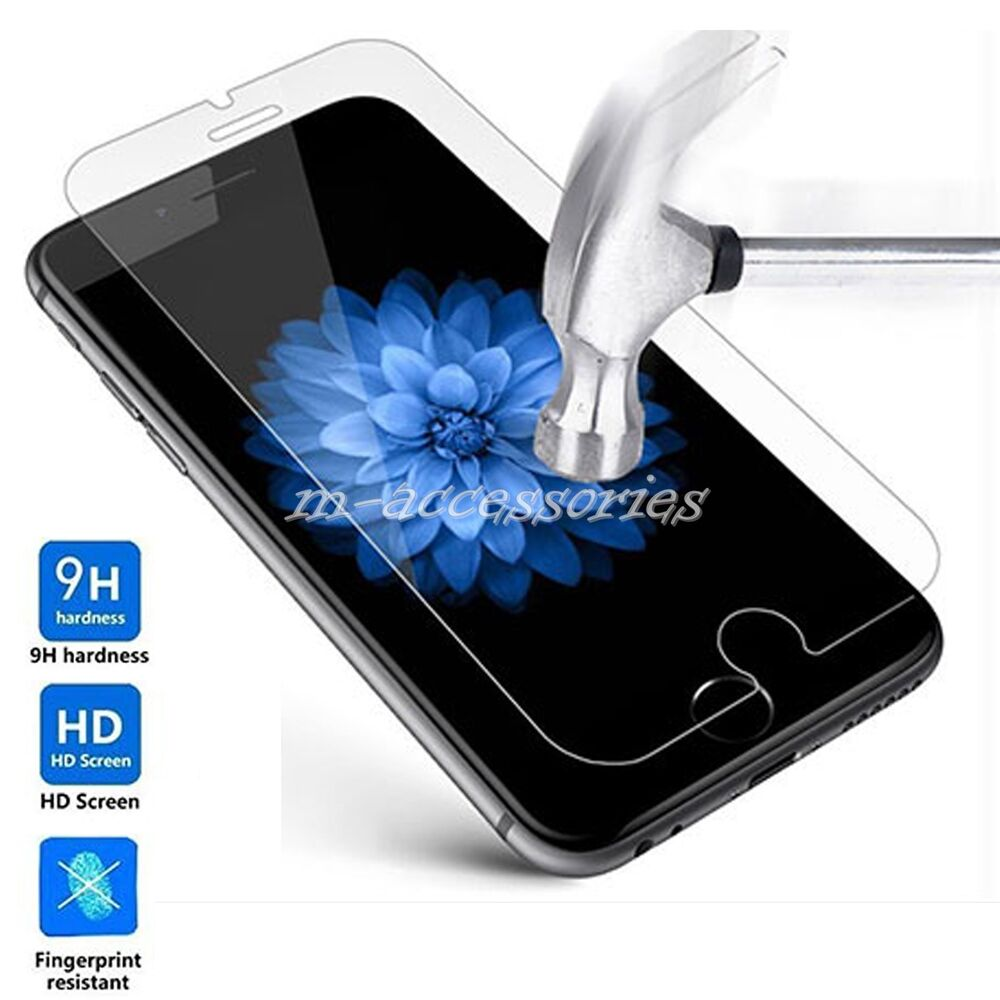 iphone glass protector real tempered glass strong screen protector for 11892
