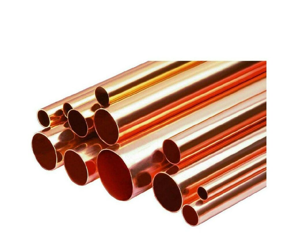 Stunning 18 images copper piping types home plans for Copper pipe types