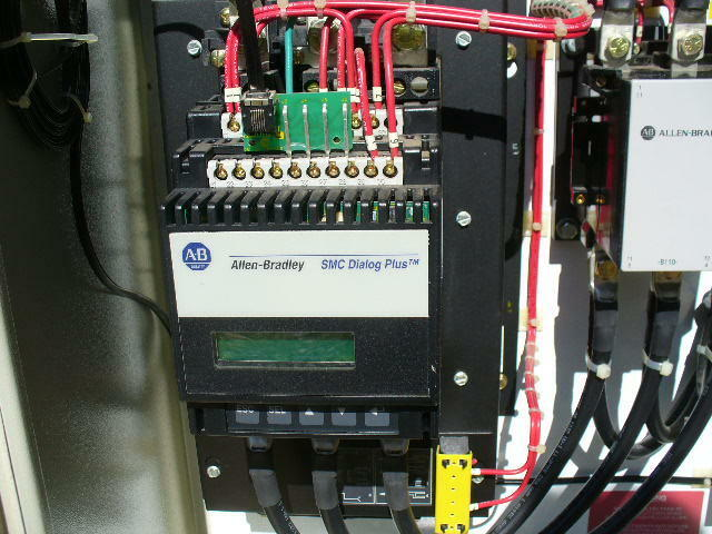Allen Bradley Smc Dialog Plus 100 B110n 3 Soft Start