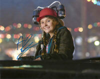 ABIGAIL BRESLIN ZOMBIELAND AMERICAN GIRL SIGNED 8X10 PICTURE 3