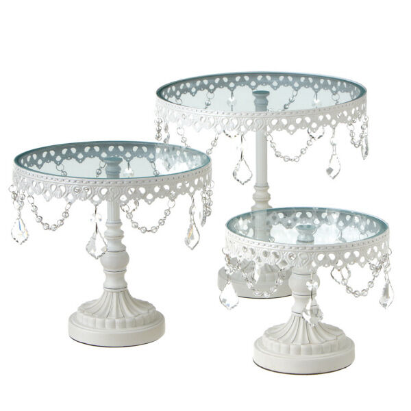cake stands for sale shabby chic s 3 vintage style cake stand dessert 2339