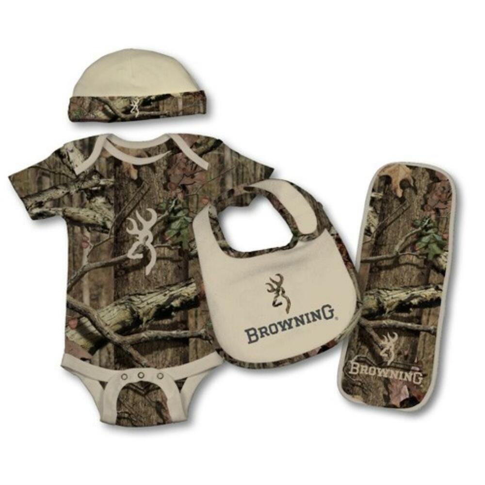 Womens Clothing and Accessories (3) Apply Womens Clothing and Accessories filter Toddler & Baby Camo Clothing Our selection of infant and toddler clothing includes sets from Browning and great items in Highland Timber & Pink Forest Camo.