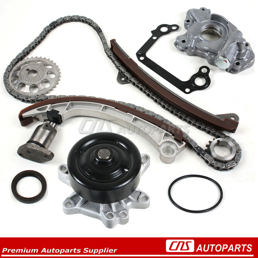 00 toyota 1 8l timing chain set water oil pump 1zzfe vvt vr6 engine timing diagram #8