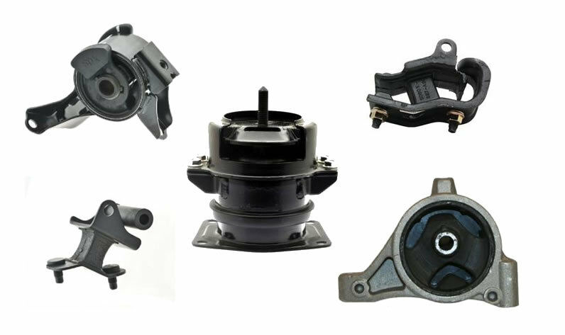 06 07 08 Honda Ridgeline Engine Motor Mount Set 3.5L Automatic Transmission | eBay