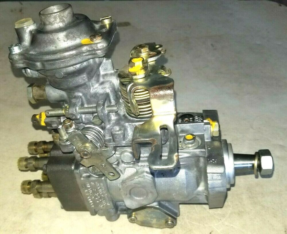 bosch ve 6 cyl fuel injection pump 0460406060 nos onan p n 147 0465 21 obo ebay. Black Bedroom Furniture Sets. Home Design Ideas