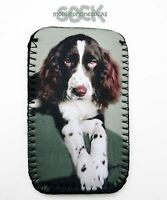 Springer Spaniel, Mobile phone case, pouch, cover, sock,  fits samsung Galaxy S2