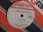 "Elton John. I'm Still Standing. 7"" 45 rpm Record Single. 1983. Australian Made."