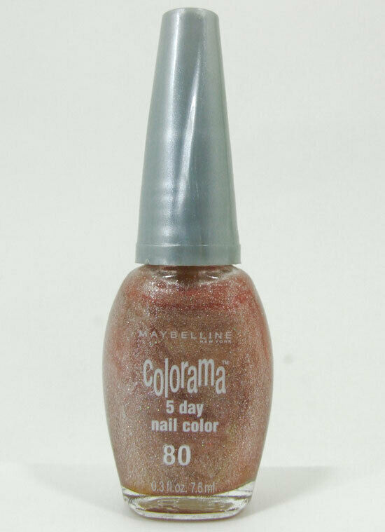 New Collection of Colorama Nail Polish: Africa to View