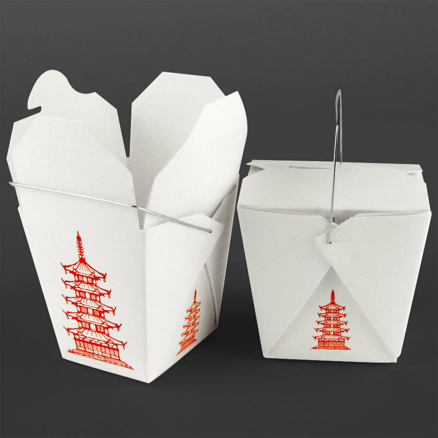 how to use chinese take out boxes