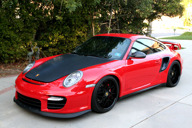 porsche 997 2 gt2 rs body kit update conversion for 997 996 carrera or. Black Bedroom Furniture Sets. Home Design Ideas