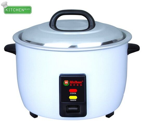 Commercial Electric Rice Cooker ~ Welbon cups commercial rice cooker ebay