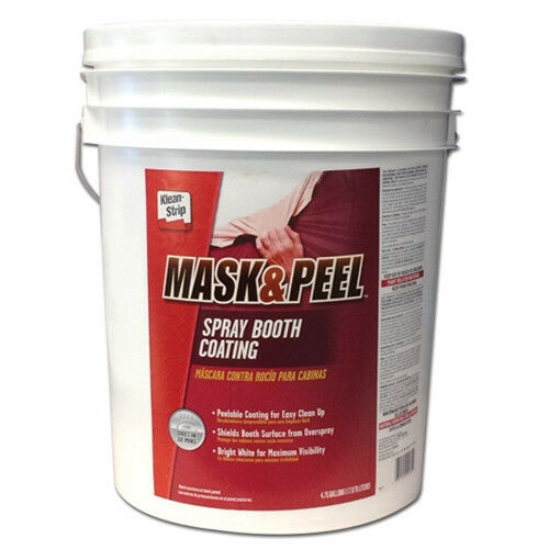 Klean Strip Cmp229 Mask Amp Peel Spray Booth Coating Covers