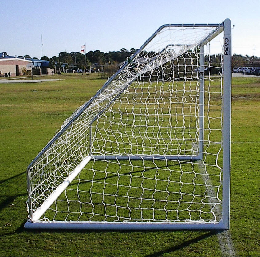 Soccer Field In My Backyard :  Channel Park Soccer Goal IndoorOutdoor  Aluminum Soccer Goal  eBay