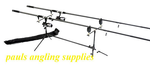 how to set up a shakespeare fishing rod