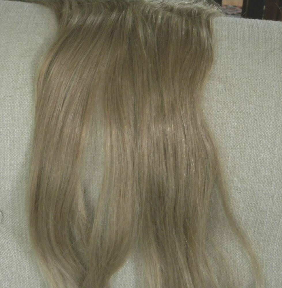 100 Human Hair Extensions Weft Sew In Kind Blonde Gorgeous Hair