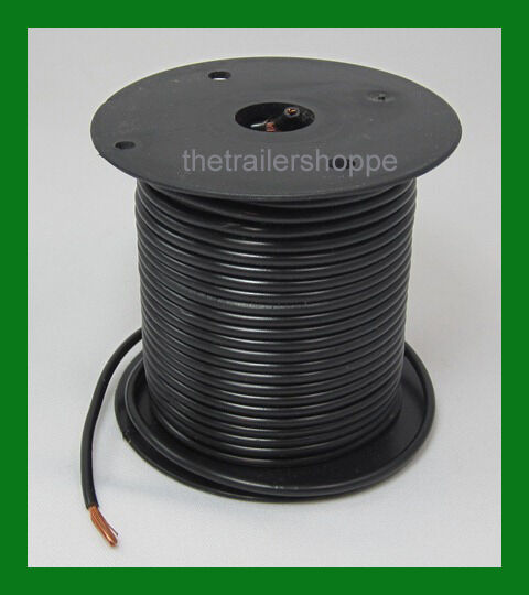 Trailer Light Cable Wiring Harness 14 Gauge 100 U0026 39  Wire Roll