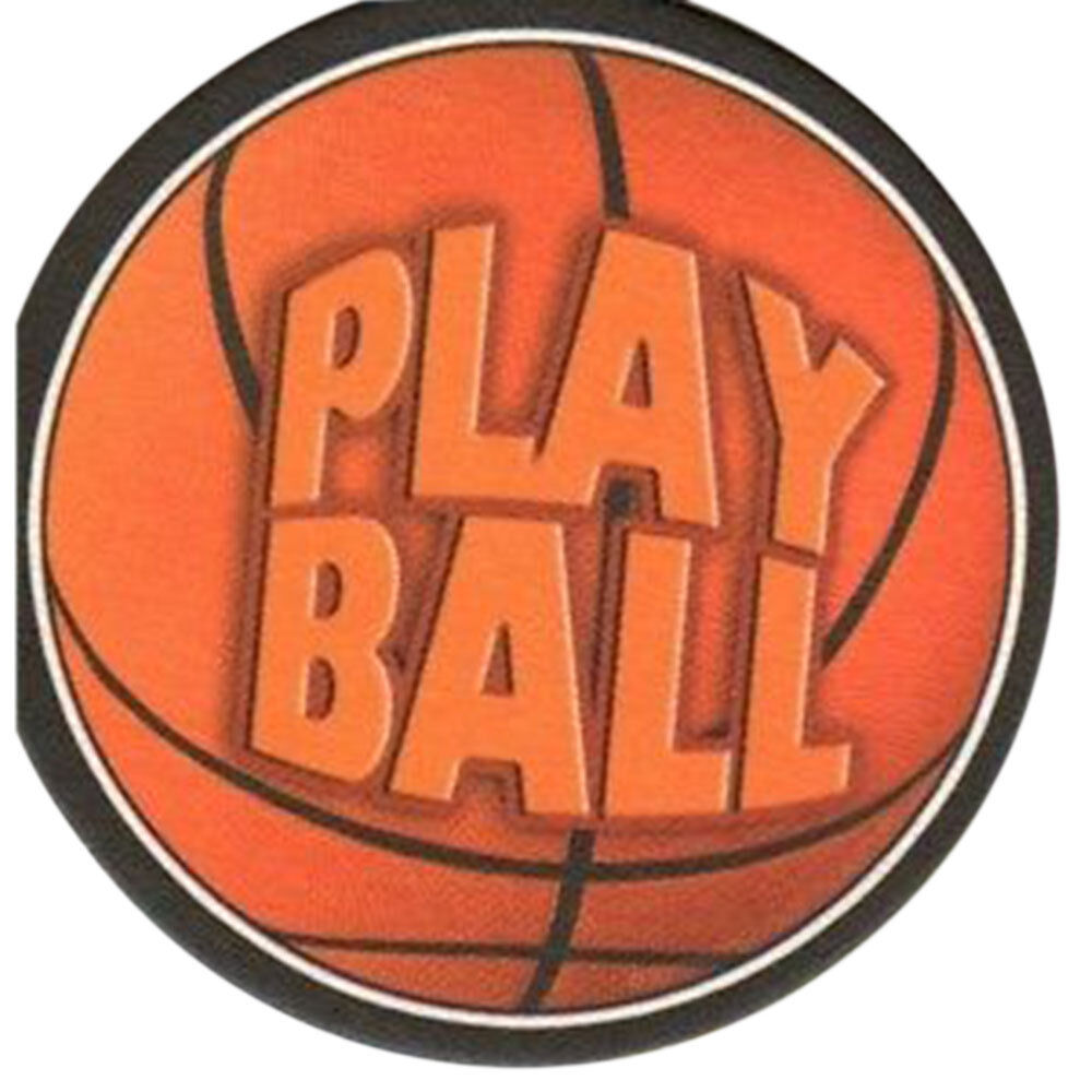 8 absorbent drink coasters play ball motif basketball ebay - Drink coasters absorbent ...
