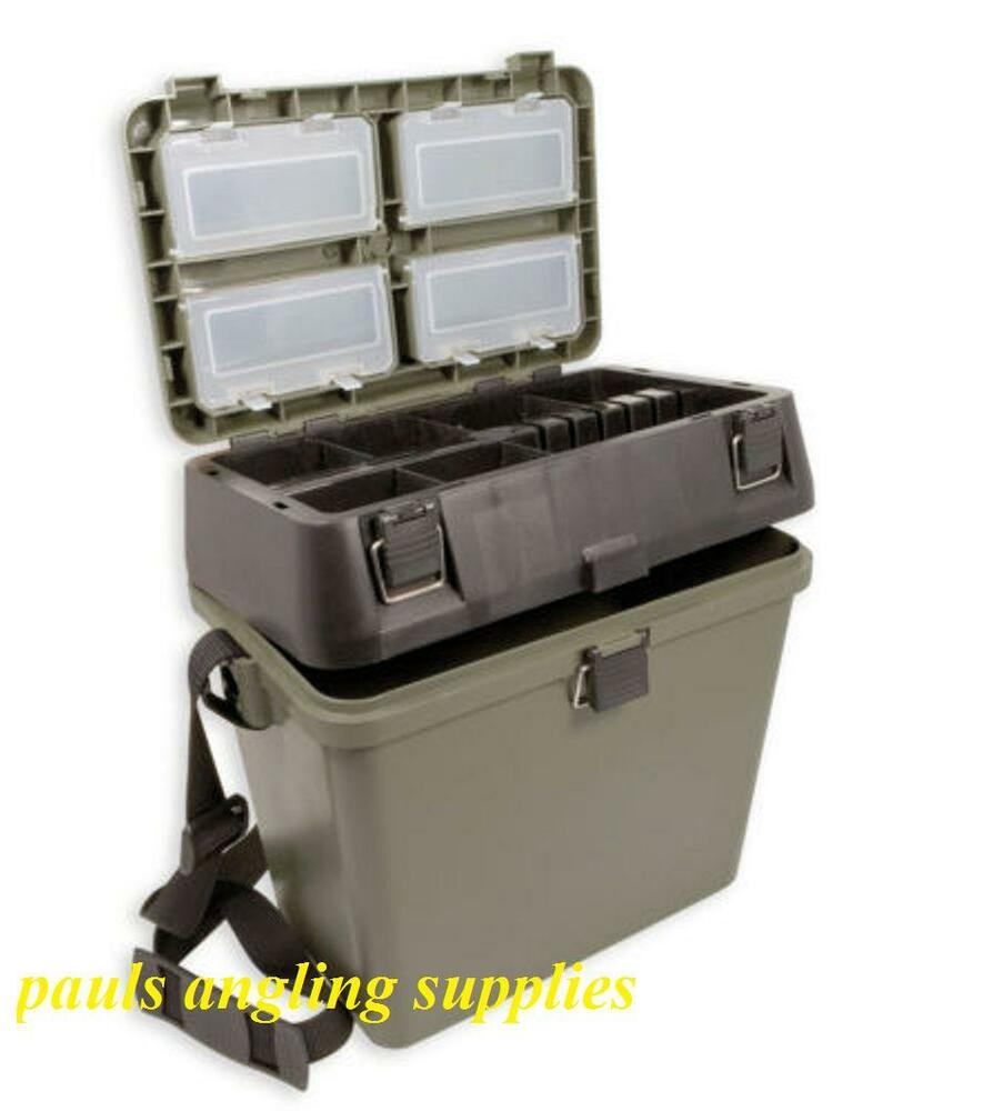 Waterline fishing seat tackle box internal boxes for sea for Fish box for boat