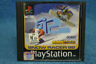 SNOW RACER 98 PS1 ☆☆☆AUSSIE SELLER☆☆☆ (PLAYSTATION ONE) SONY GAME~FAST POST !!!!