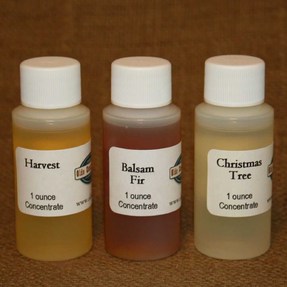 Fragrance oil 1 oz concentrated fall holiday scents ebay for Top selling candle fragrances