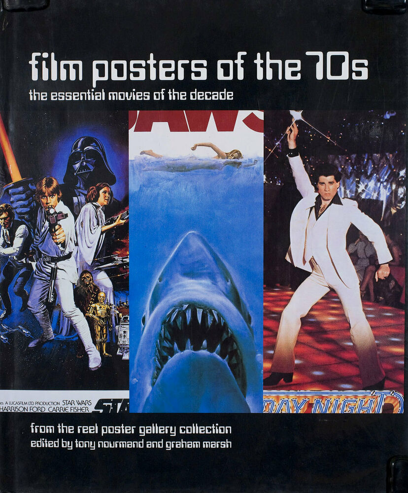 Film Posters Of The 70s 1998 U.S. Book