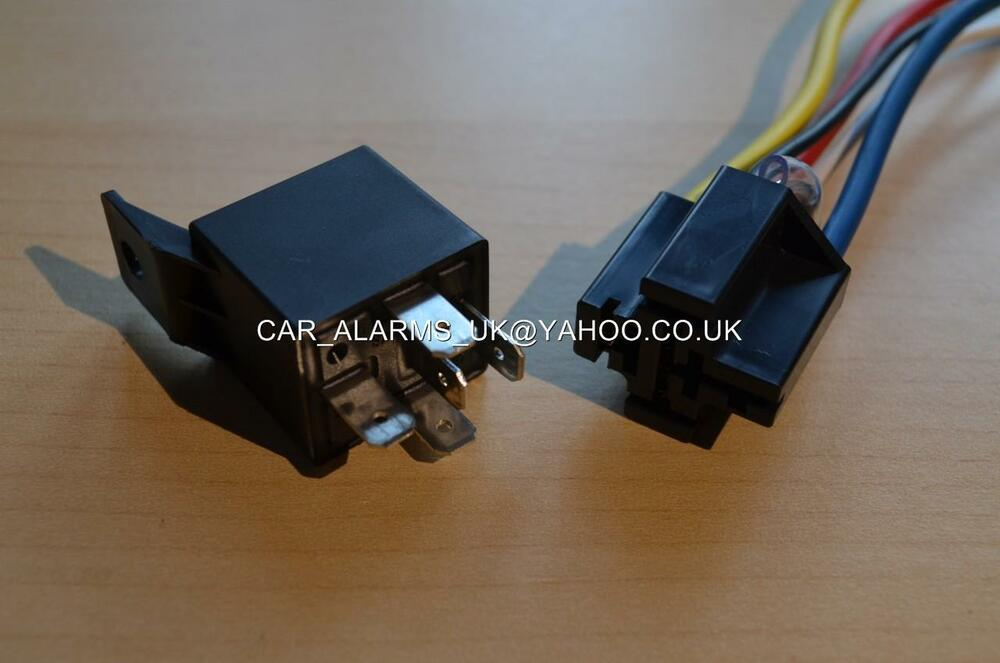 Car Truck 24V 30 40 AMP CHANGEOVER RELAY SWITCH Wiring