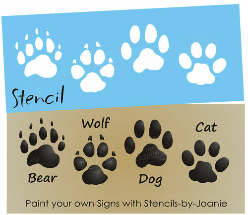Compare Dog And Cat Paw Prints
