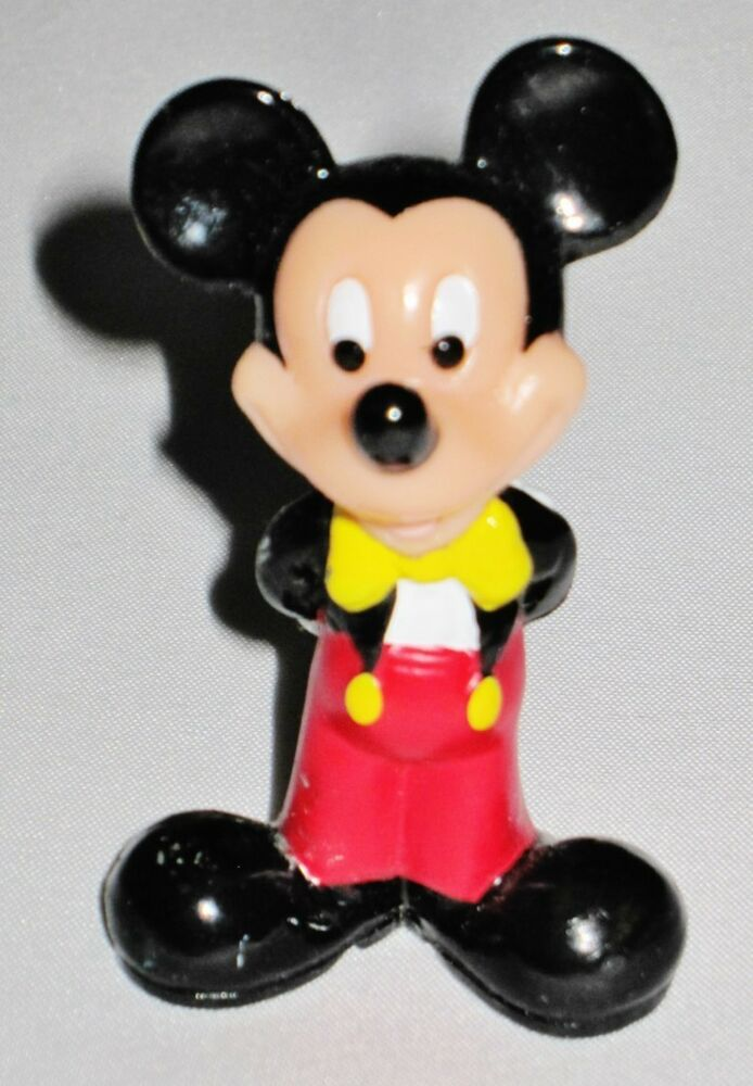 Mickey Mouse Toys : Walt disney s mickey mouse figurine wearing tuxedo hands