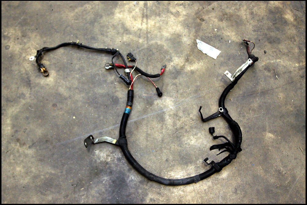 4 6 ford wiring harness 4r100 96 97 98 ford mustang 4.6 gt sohc starter battery wiring ... 4 6 ford engine timing diagram #4