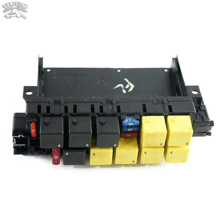 fuse relay box front left mercedes w215 w220 00 06 s430 s500 s55 cl500 cl55 ebay