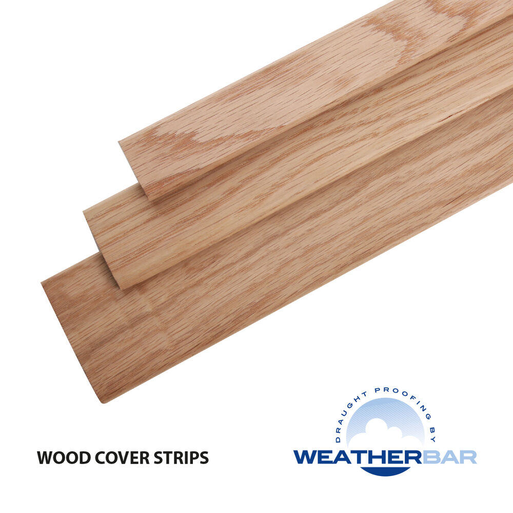 Solid oak coverplate door bars threshold strip for Floor profile