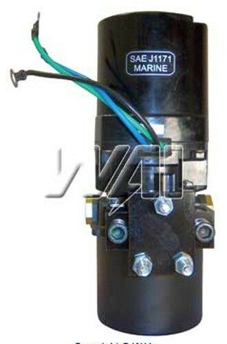 New tilt trim motor volvo penta marine with pump 852928 for Tilt trim motor not working