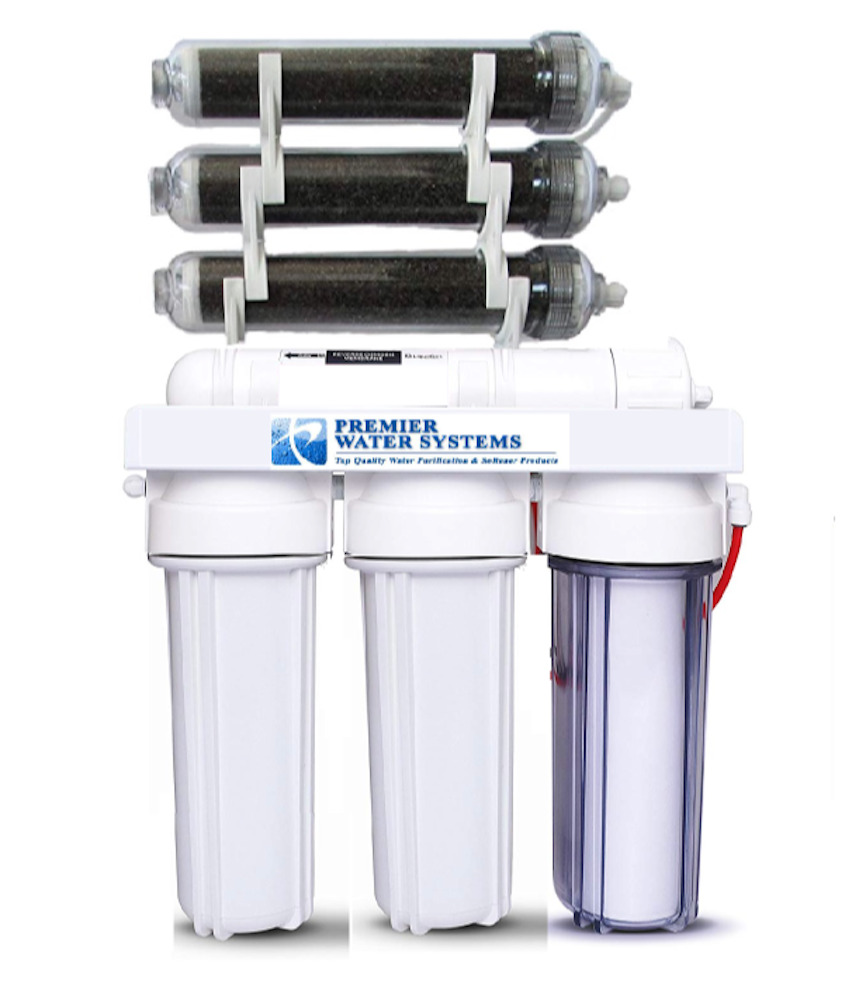 Oceanic aquarium reef reverse osmosis di ro water filter for Oceanic fish tanks