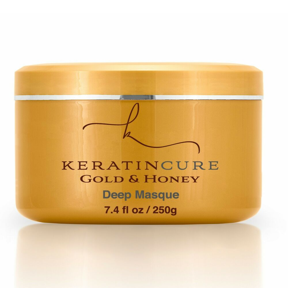 KERATIN CURE DEEP REPAIRATION CONDITIONER MASQUE CREAM