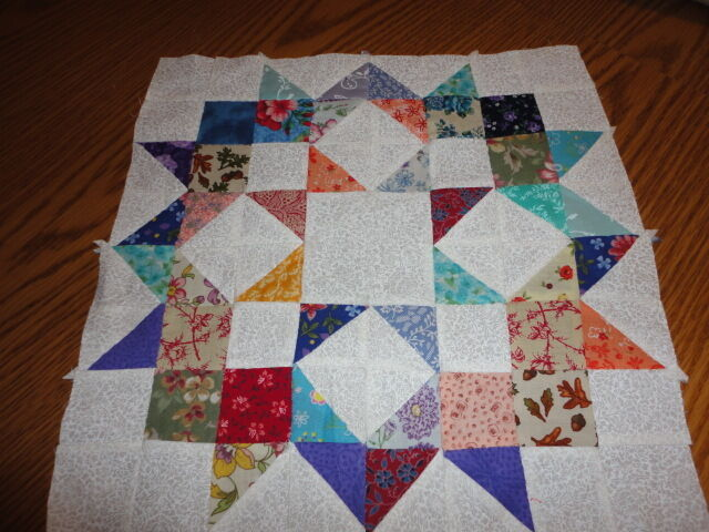 How To Use Plastic Quilting Templates : Plastic Templates - Snow Crystal quilt eBay