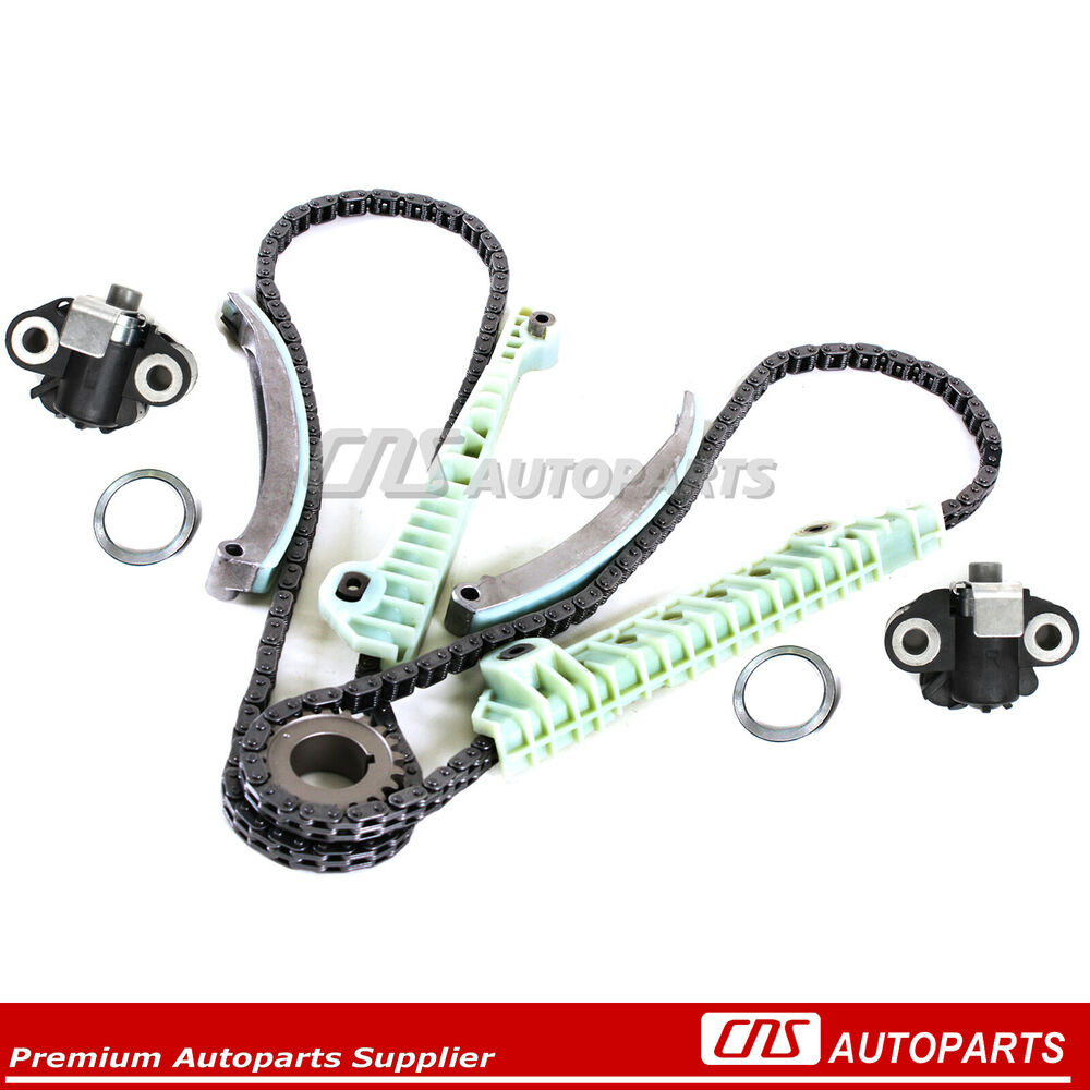 96-07 FORD MERCURY 2-Bolts Guide Timing Chain Kit W/O