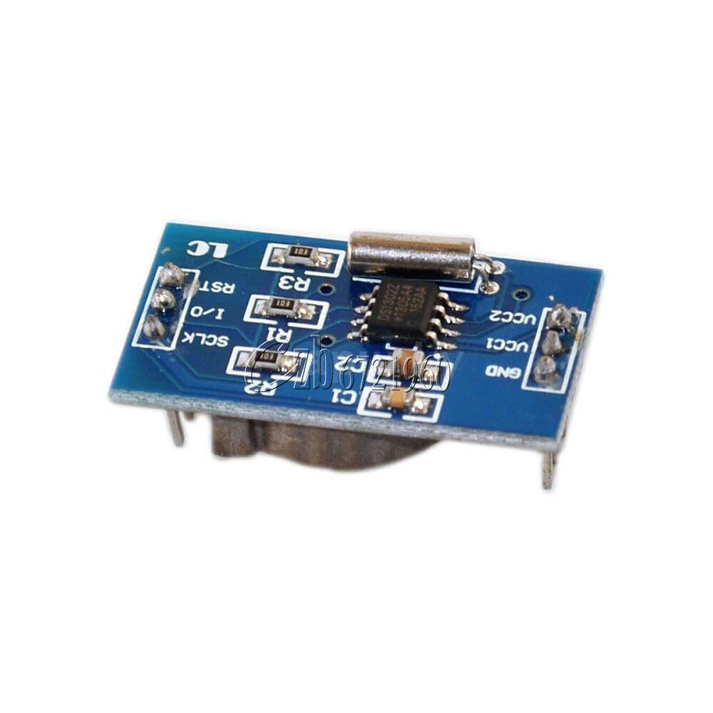 Arduino rtc ds real time clock module for avr arm pic