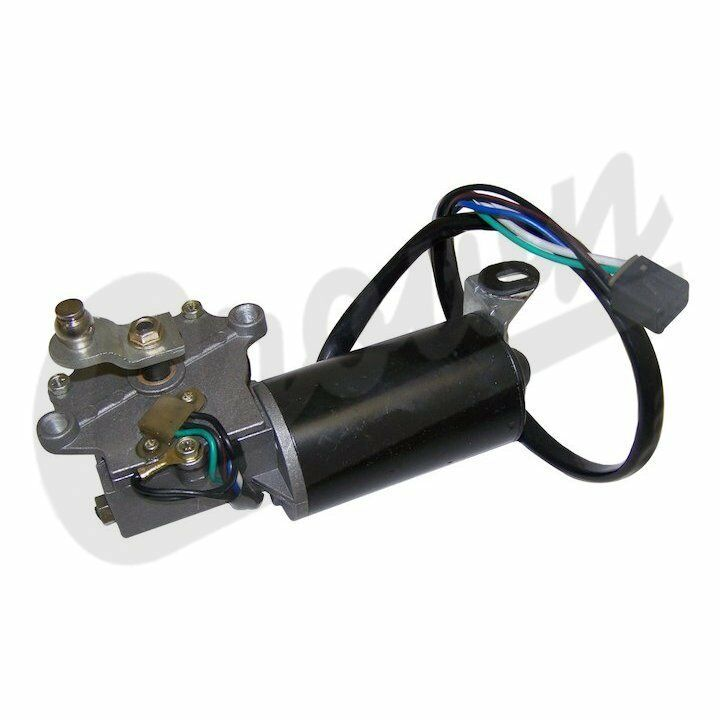 Front Windshield Wiper Motor