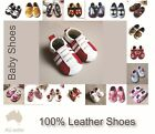 New Soft Sole Leather Baby Infant Toddler Shoes First Walker