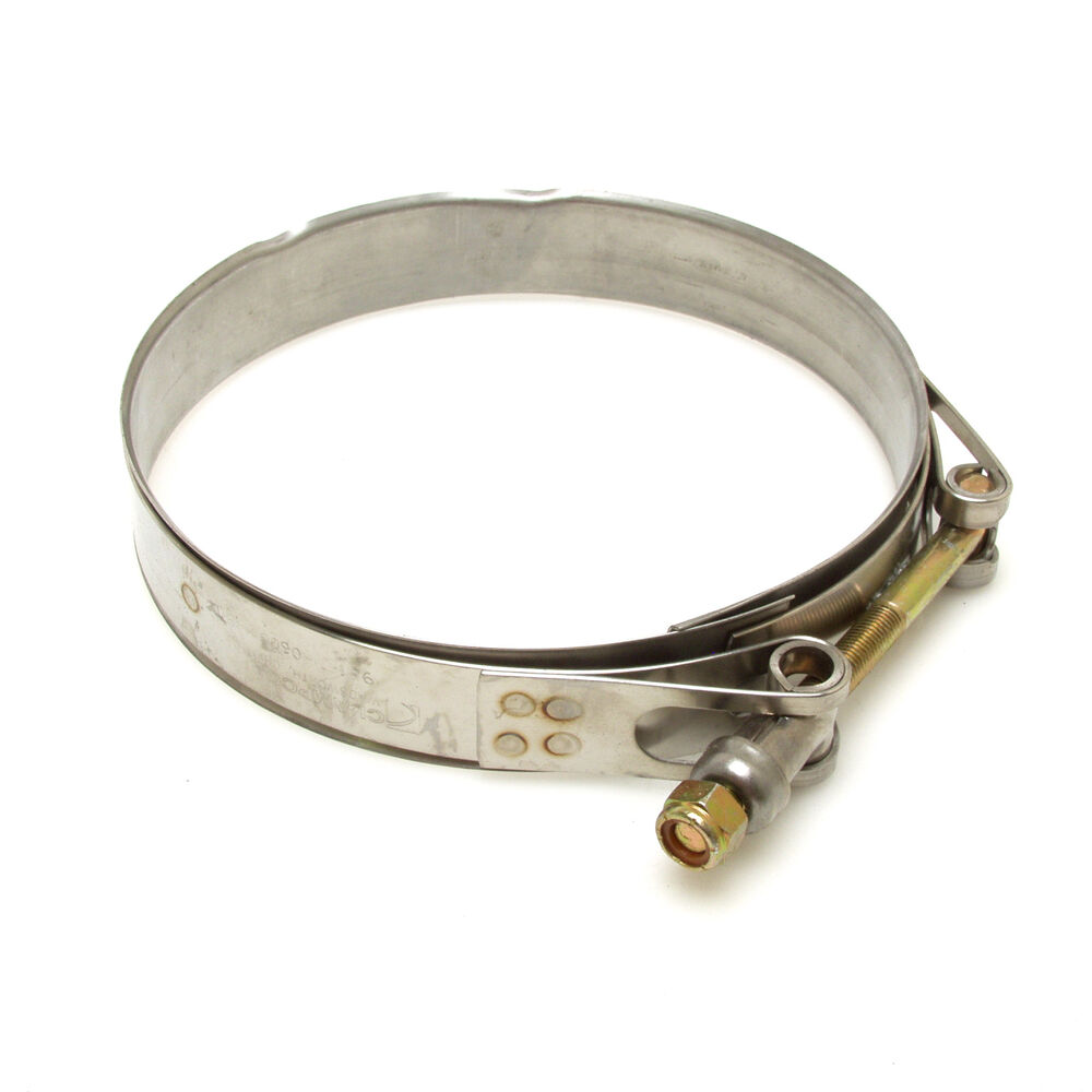 Clampco fm quot stainless steel hose clamp ebay