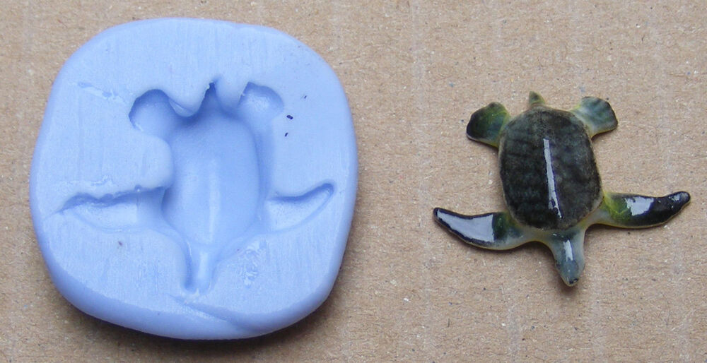 1 12 scale silicon rubber terrapin mold dolls house for Koi pond mold