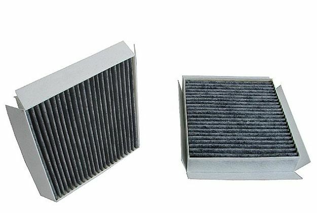 Smart Car Cabin Air Filter Fresh Air Filter 2002 2006 Euro