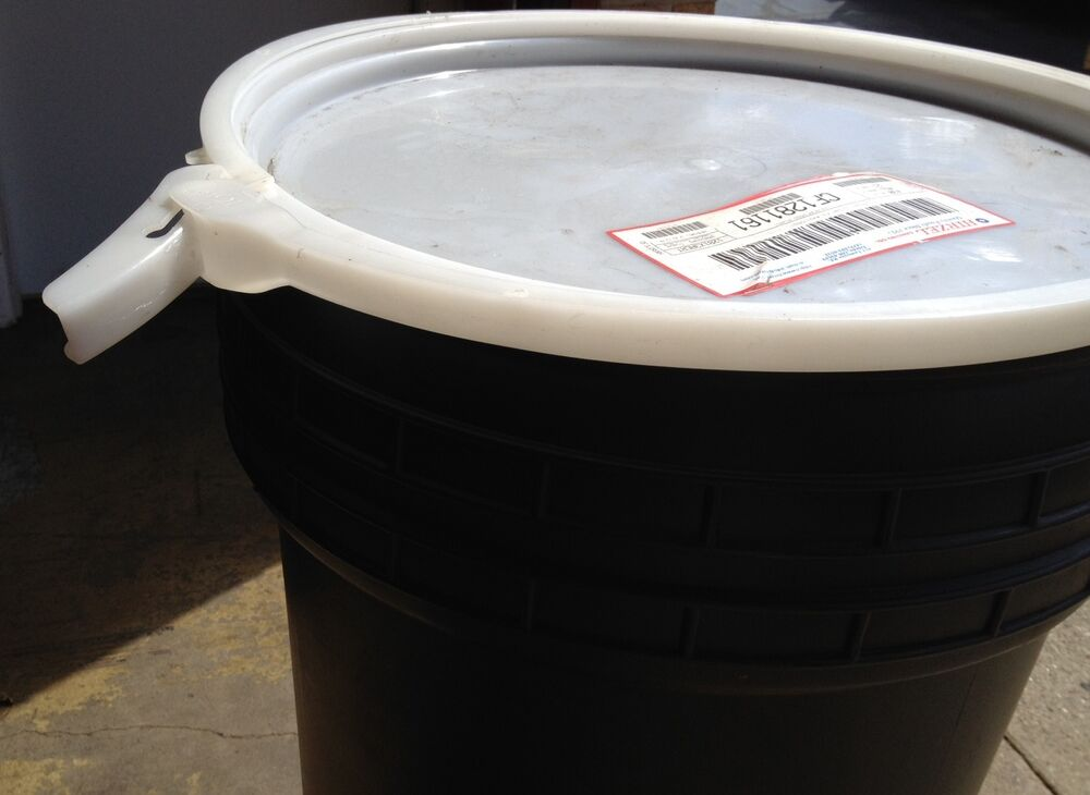 55 Gallon Food Grade Plastic Drum Barrel With Latch Lid