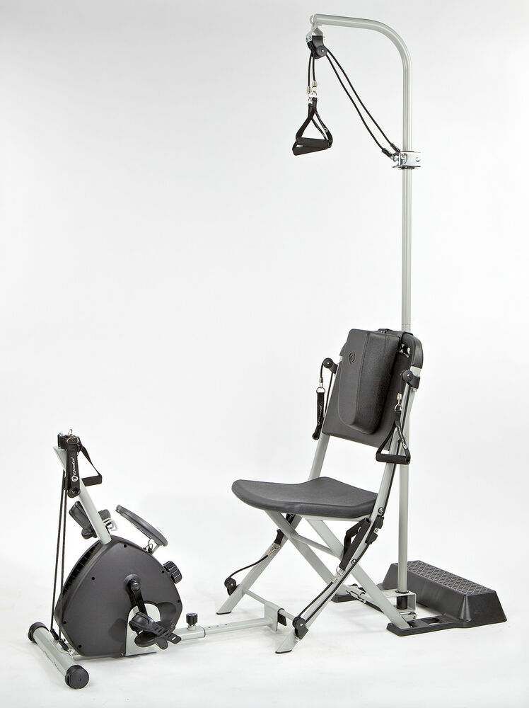 Vq Actioncare Resistance Chair Exercise W Smoothrider Ii