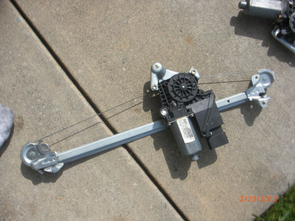 1998 2002 mercedes benz w210 rear window regulator motor