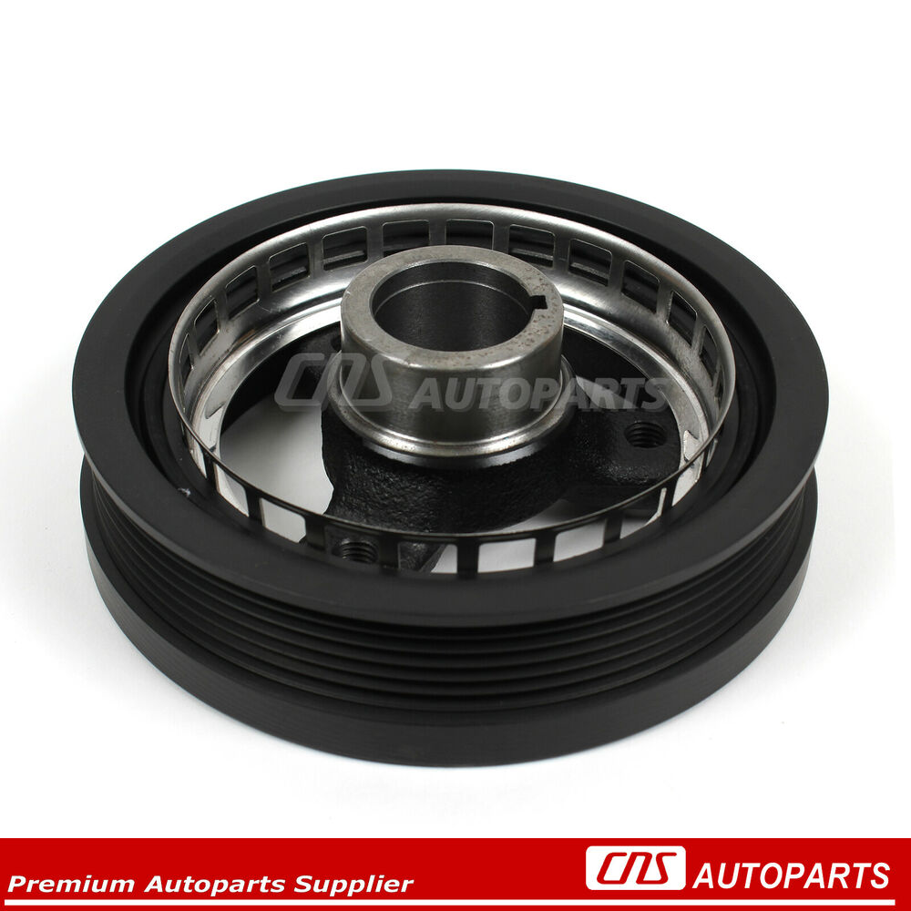 Harmonic Balancer Crankshaft Pulley For 96-03 Mazda 626 MX