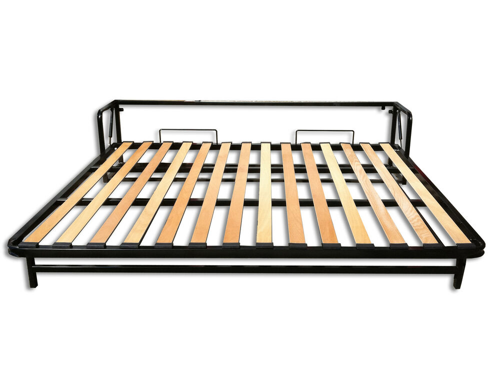 Horizontal Folding Beds : Horizontal wall bed murphy pull out foldaway