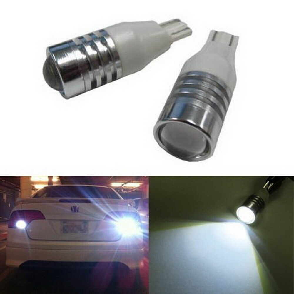 Super Bright High Power T10 Led Bulbs For Car Backup