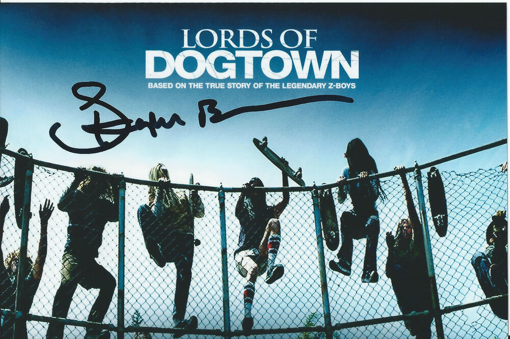 skip engblom 4x6 signed photo lords of dogtown zboys