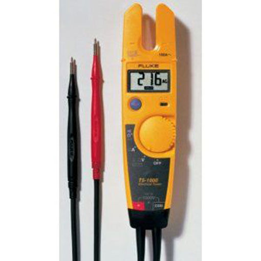 Electrical Current Tester : New fluke t continuity and current tester ebay